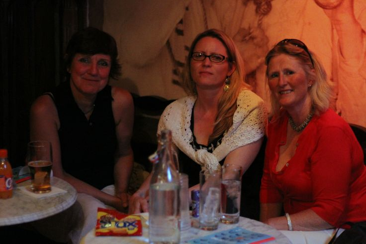 A fabulous night had by all