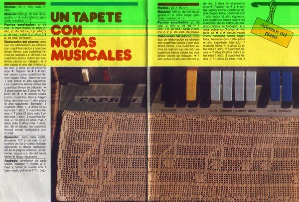 caminos de mesa - Ana Garcia - Álbumes web de Picasa