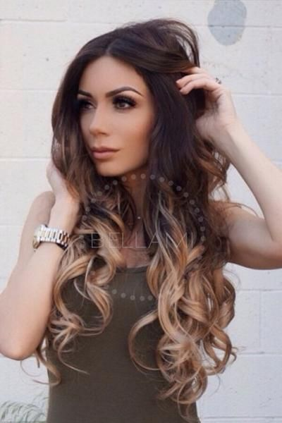 Total weight: 160 grams  Total Pieces: 10 Length: 20 inches Balayage Range Contains: 1 x 8 inch wefts 1 x 7 inch wefts 2 x 6 inch wefts 2 x 4 inch wefts 4 x 1.5