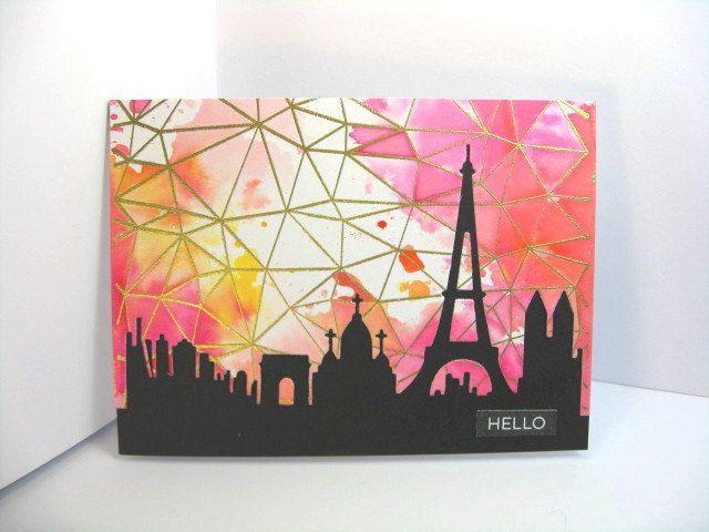 20 best mft card design superstar winners images on for Paris orange card