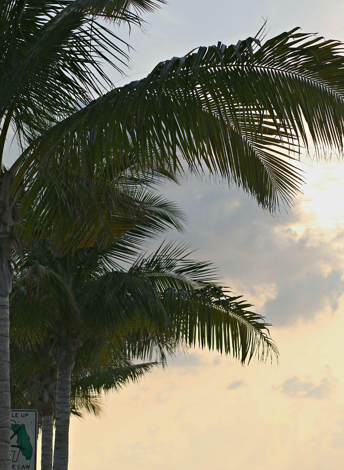 Stunning Key West sky