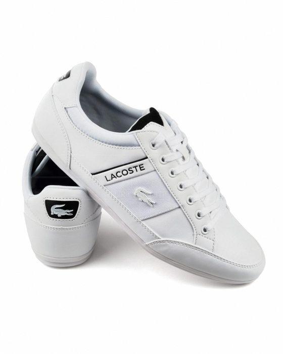 b170f01dc Zapatillas Lacoste Chaymon - Blancas Lacoste Trainers