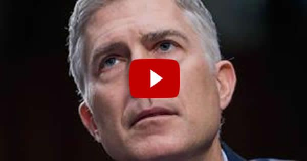 """Neil Gorsuch is such a great judge!  Today the young justice reignited the fire of liberty and broke 40 years of precedent when he REFUSED to join the SCOTUS """"cert pool."""" From Conservative Post Th…"""