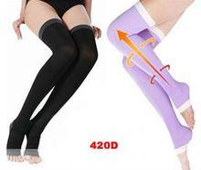 Женщинам-чулки для женщин 480D чулки сексуальные колготки сапоги похудения дамы ног Shaper варикозное расширение вен чулки(China (Mainland))