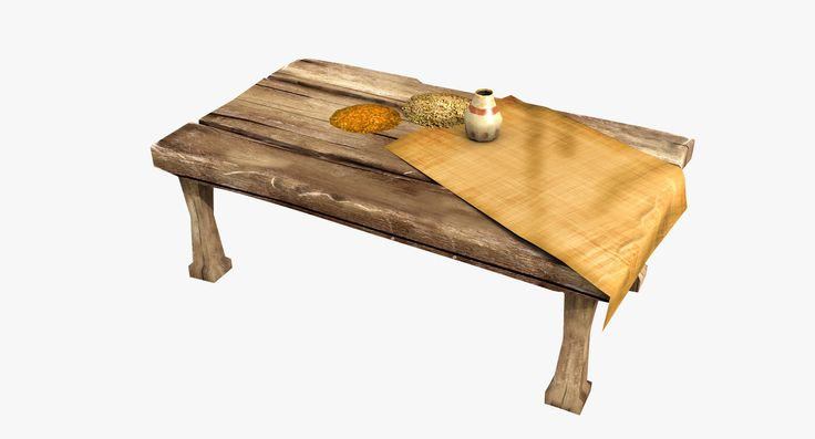 table old c4d
