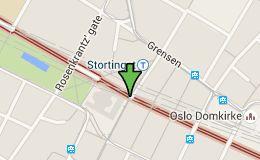 karl johans gate - Google-søk