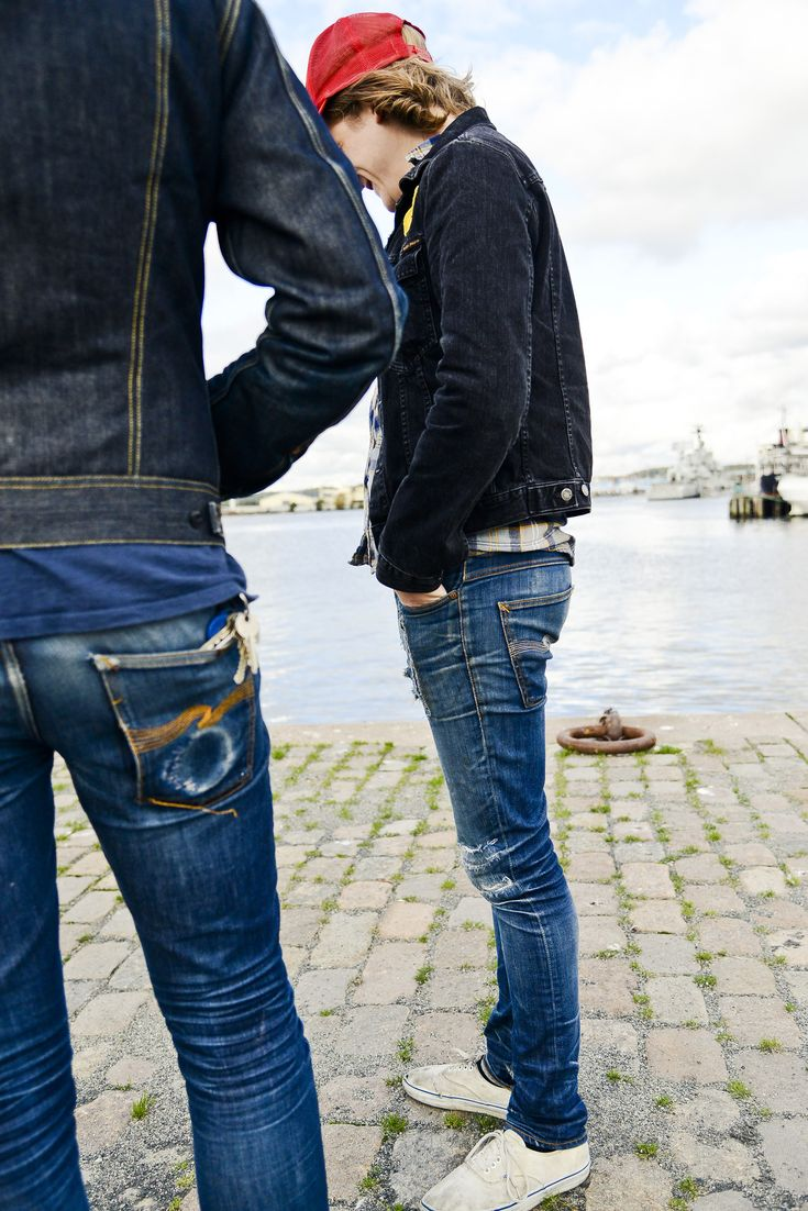 Worn in by Alexander & Jacob - Nudie Jeans