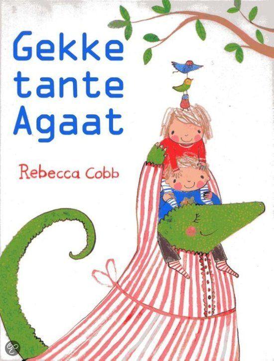 Gekke tante Agaat