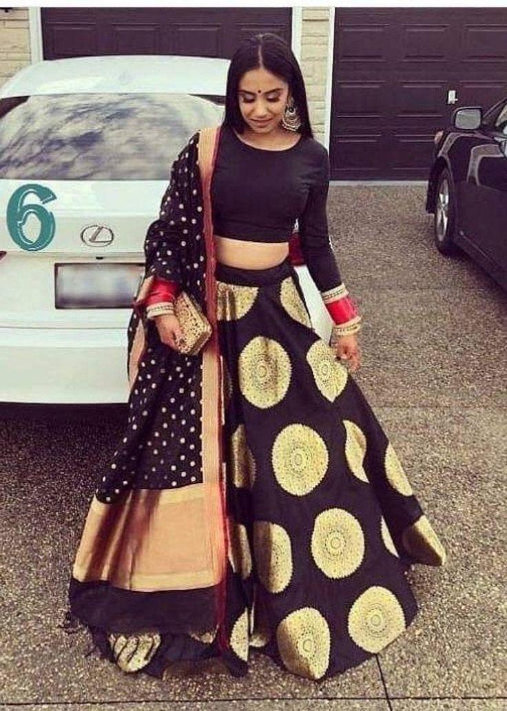 Indian lehenga choli for women party wear lehenga ...