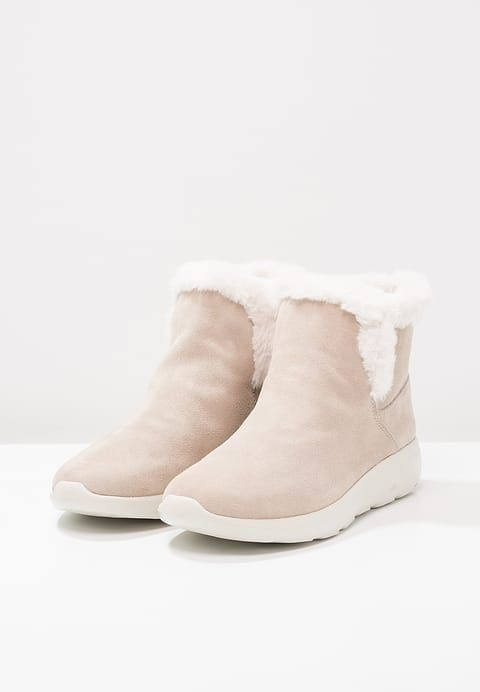 Skechers ON-THE-GO CITY 2 - Ankle boot - taupe - Zalando.pl