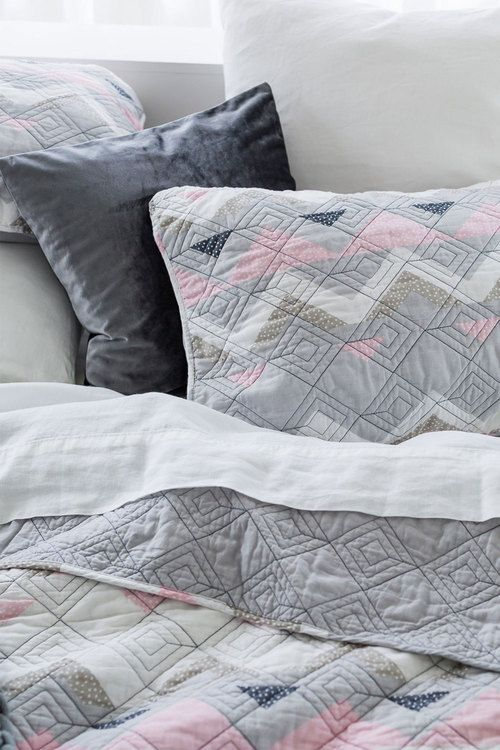 Soho Quilt Set Online | Shop EziBuy