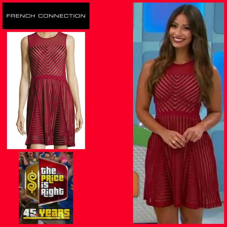 1000 Images About The Price Is Right Dress Closet Season