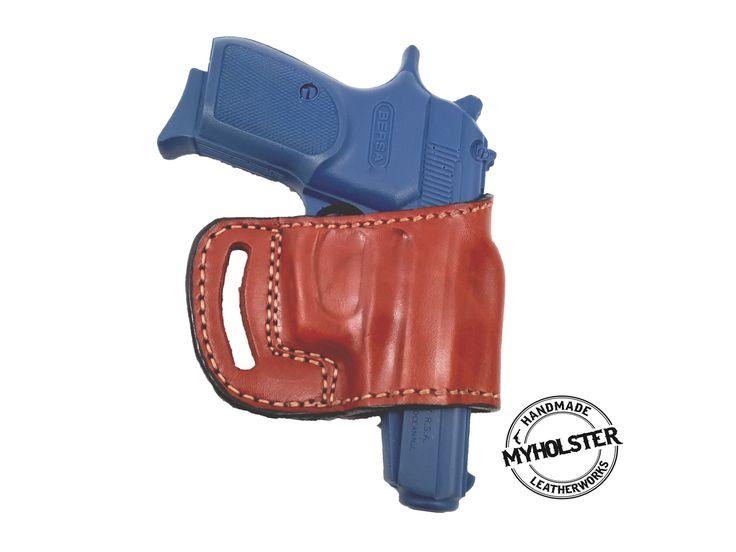 Yaqui slide holster for Bersa Thunder .380 ACP Pistol - Myholster