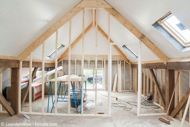 Ausbauideen für Ihr Dach inklusive Kosten