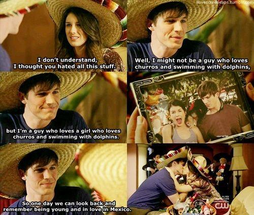 Annie and Liam <3 #90210
