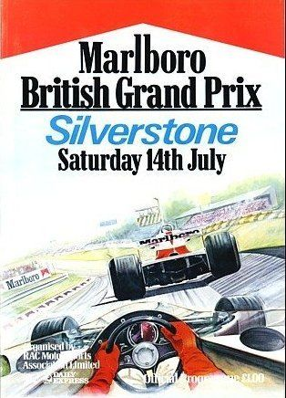 322GP - XXXII British Grand Prix 1979 #Britishgp #Silverstone