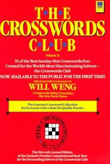 The Crosswords Club Volume 11 , 978-0440505587, Will Weng, Dell