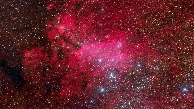 galaxy hd wallpaper pink