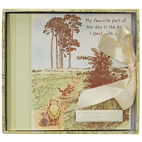 Buy Winnie The Pooh Photo Album Online at johnlewis.com £18