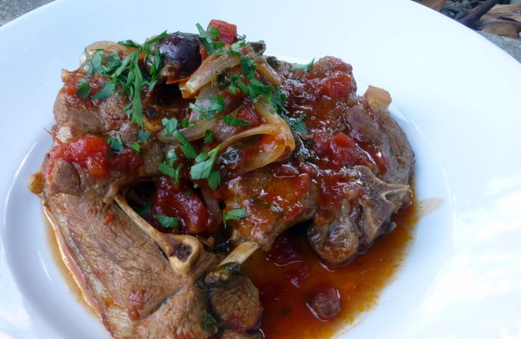 The winning entry from Kim Alford was an outstanding lamb recipe with Geoff Jansz Spicy Tomato Relish