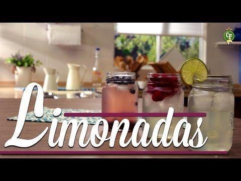¿Cómo preparar Limonada de Mora Azul,Frambuesa y Limón con Vodka? - Cocina Fresca - YouTube