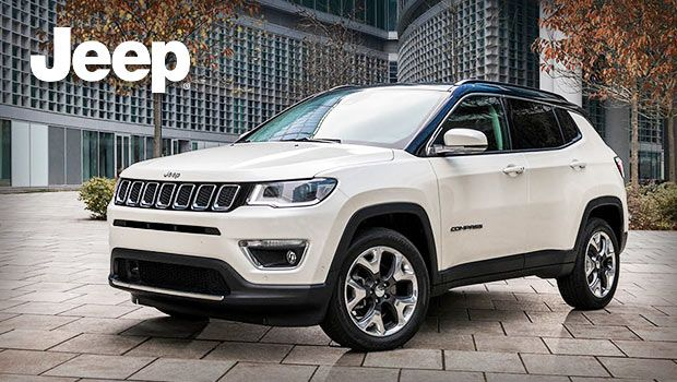 2018 Jeep Compass With Advanced Safety Features Jeep Range Suv Jeep