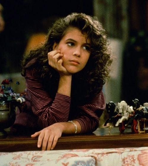 Samantha Micelli ..Who's The Boss #Alyssa Milano #80s