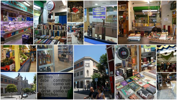 Un mercado muy castizo: Mercado San Fernando