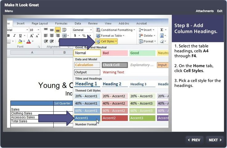 by Sarah Layton Are you looking for some new and interesting Microsoft Excel lesson plans? Microsoft Excel is so widely used that it's imperative that your computer applications and business students understand the ins and outs of spreadsheets. Here's where to find some effective lesson plans.  (Short on time? Download a FREE Microsoft Excel Lesson