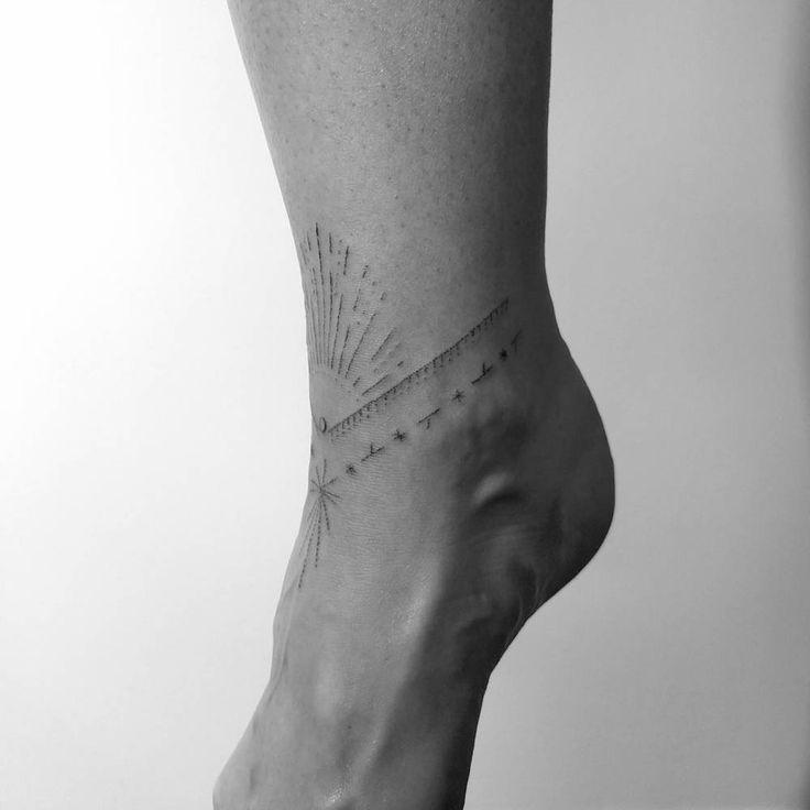 #26 Tatuaje ornamental protector para la tía más plasta de Azkoitia • Protective ornamental tattoo for Azkoitia's most tiresome girl. Tattoo Artist: Tatatuau