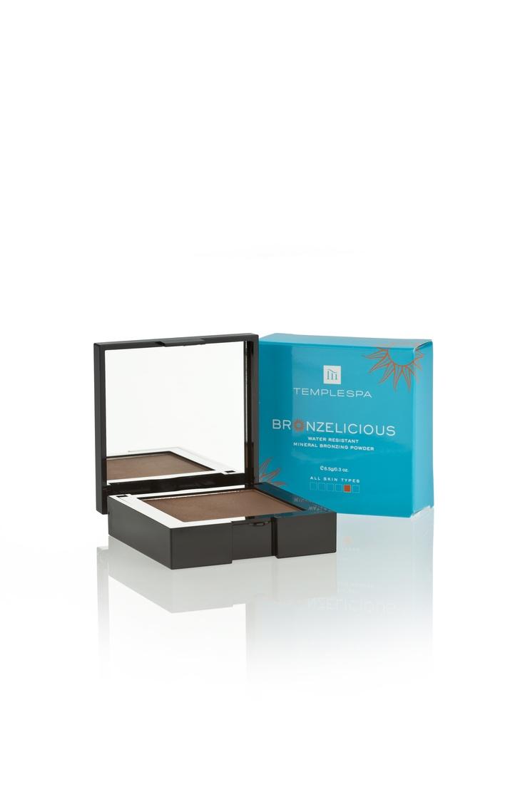 Bronzelicious  Water Resistant Mineral Bronzing Powder  £25