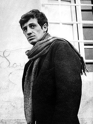 Jean-Paul Belmondo, un acteur français.