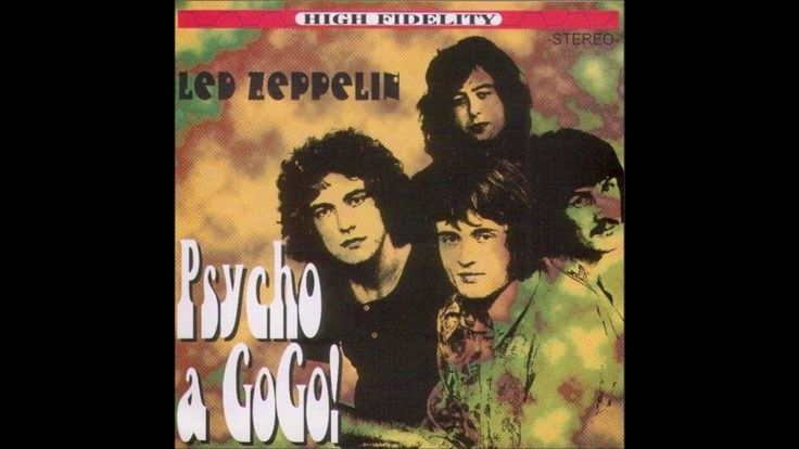 Led Zeppelin: Psycho a GoGo! [Bootleg] (FIRST EVER SBD)