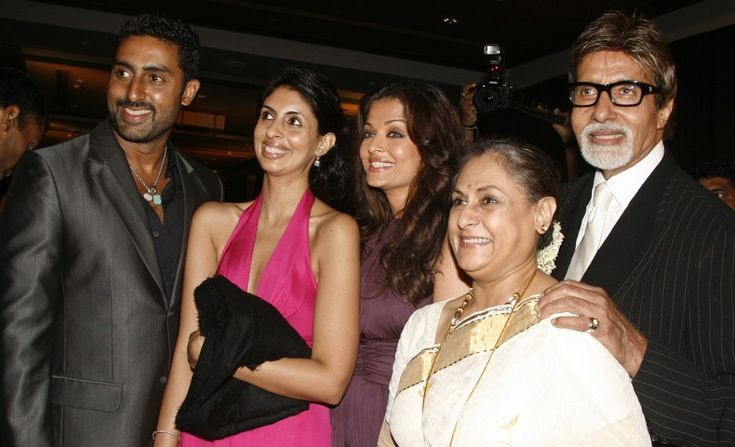 Famille Bachchan <3 <3 <3