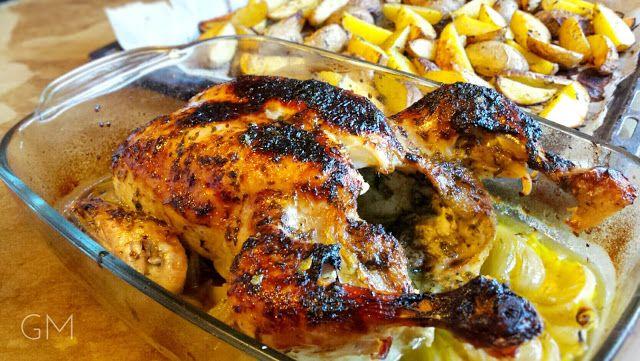 DOMA navařeno: Řecké kuře