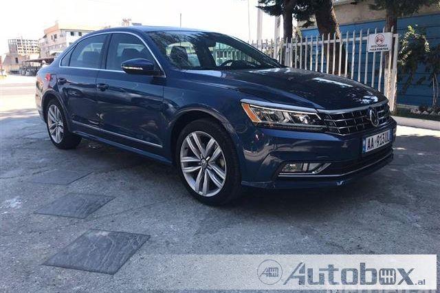 Volkswagen Passat Viti 2016 Benzine Autobox Al Volkswagen