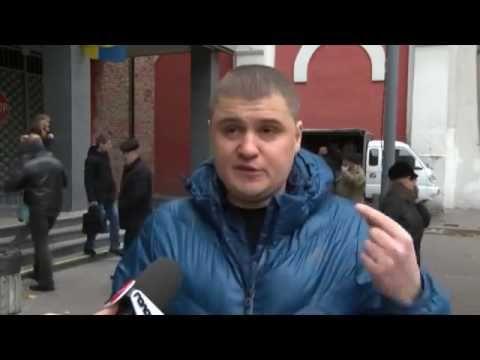 Представитель коммунистической партии Украины