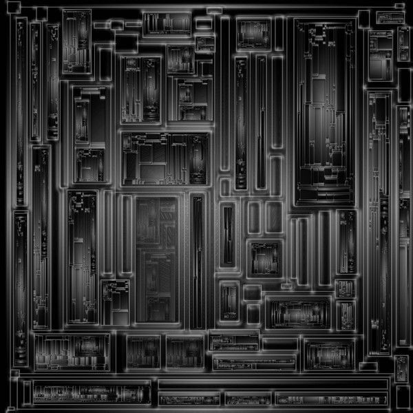 Scifi Industrial Wall Paneling Texture Other Science