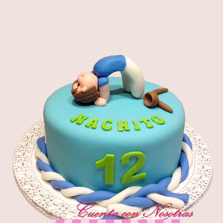 Torta Capoeira Torta Adolescentes