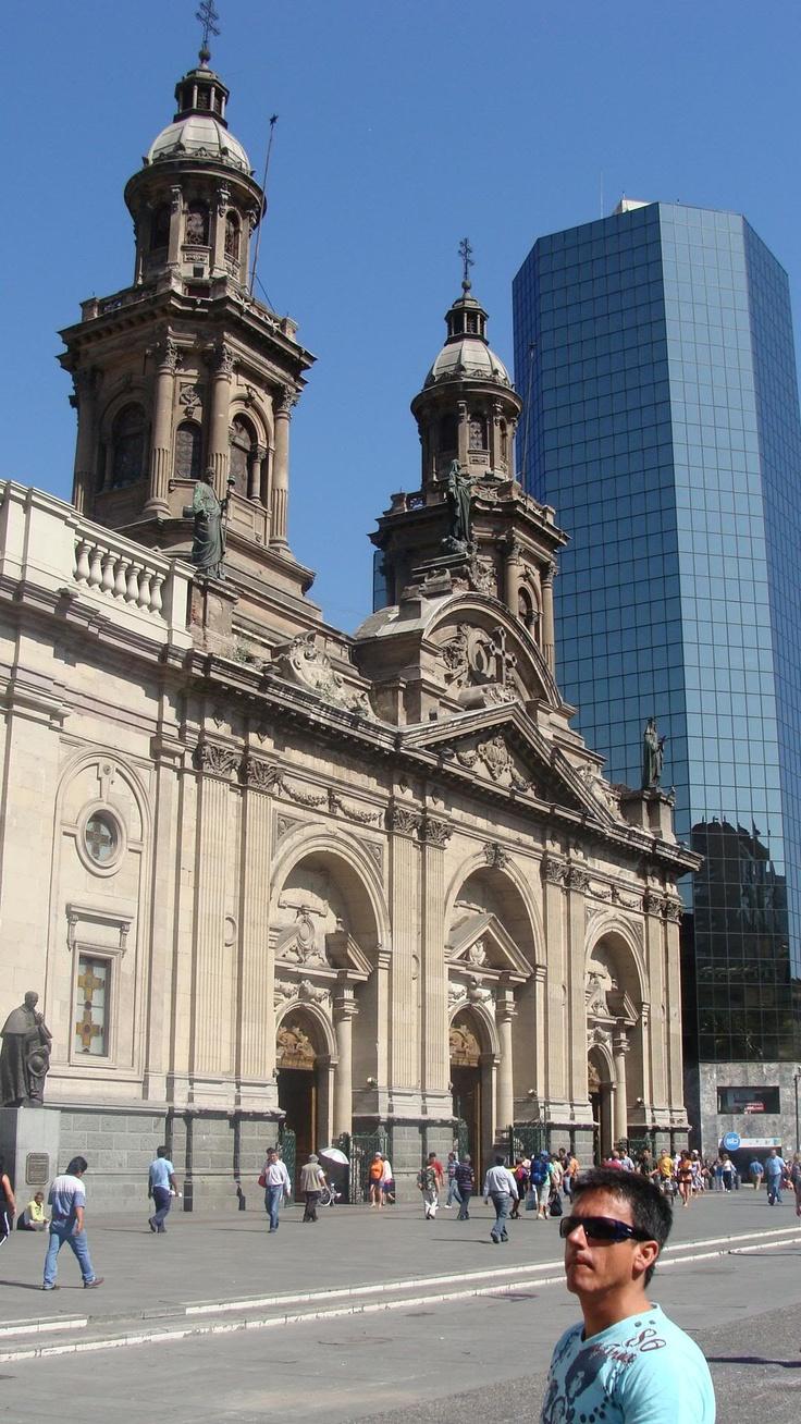 Santiago de Chile Catedral