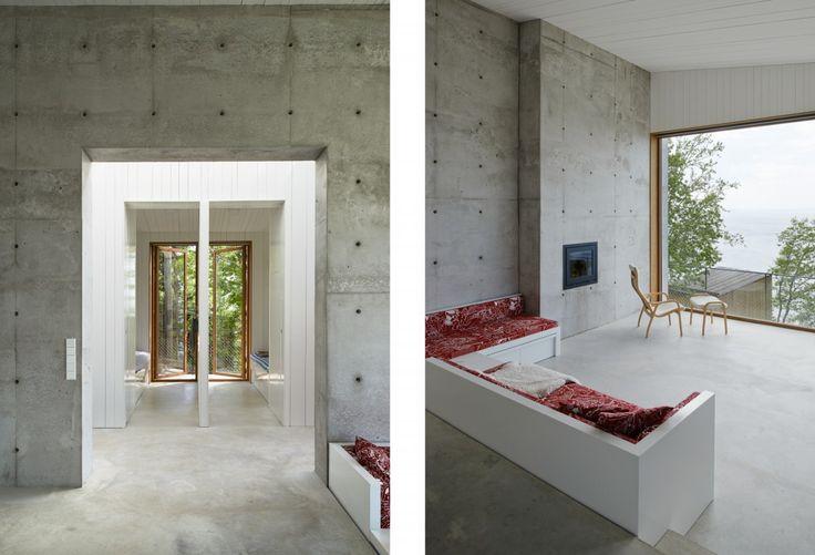 Stupet. Petra Gipp Arkitektur. » Lindman Photography