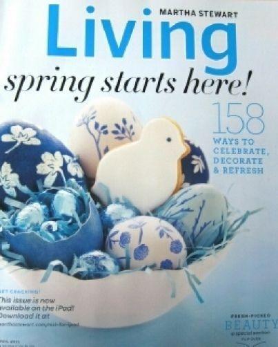 Toys Easter Magazine : Best martha stewart living magazines images on