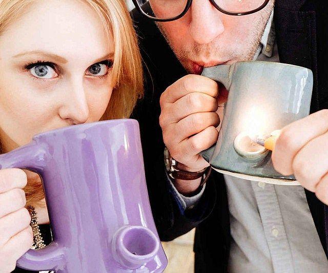 Coffee Mug Pipe | Holy Cool Stuff