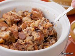 bread pudding in the slow cooker, and this Cinnamon-Raisin Bread Pudding is no exception! Butterscotch chips and pecans add an extra-special touch that's sure to please