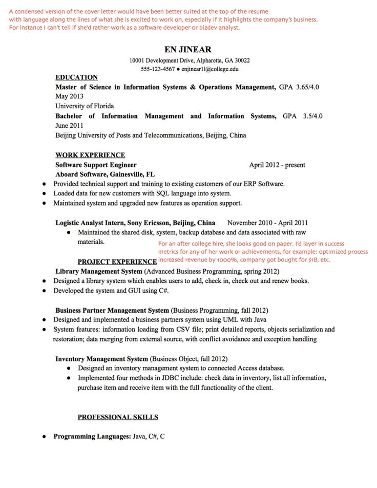 forget about academics front end developer sum teardown resume