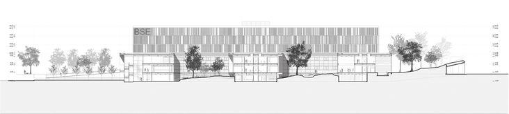 Galería - Fábrica de Paisaje, Primer Lugar en concurso sanatorio y centro nacional de rehabilitación / Montevideo - 24