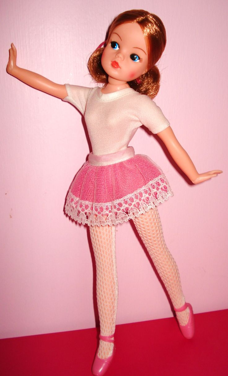 Sindy doll - these were my faves in the 70's