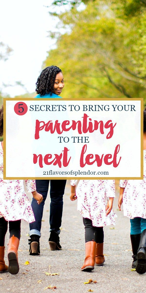 As moms, we are often looking for tips and trips to help us be better parents. So here are 5 secrets that can bring your parenting to the next level. Click... #parentingtips #motherhood #parentinghack