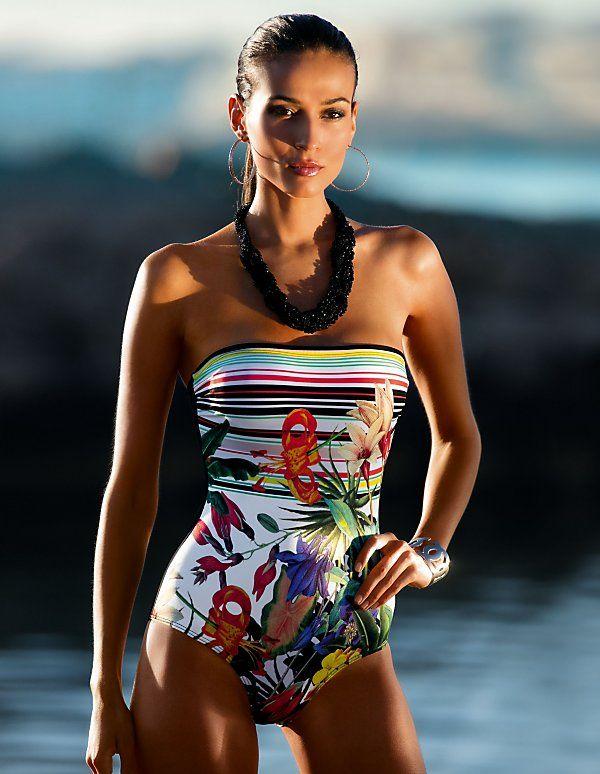 #madeleinefashion #bademode #bikini #badeanzug #strandkleid