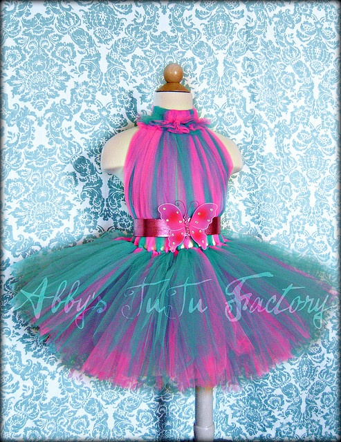 how to make different types of tutus
